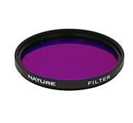 nature 72mm filtre panchromatique violet