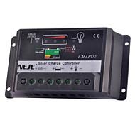 NEJE 12V/24V 30A Solar Charge Controller
