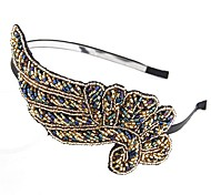 Fashion Gorgeous Beaded Phoenix Headband
