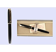 HERO  1079   Phnom Golden Edge Black Ink Pen (1 Pen)