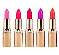 élégant rouge à lèvres hydratant quotidien couleur