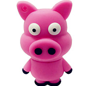 8G Artoon Pig 2.0 USB Flash Drive