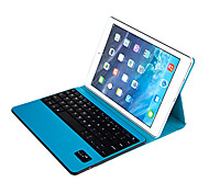 SeenDa 9.7 inch PU Leather Tablet Case Cover with Bluetooth Keyboard for Ipad Air2/Ipad6