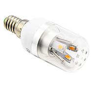 Lampadine a pannocchia 10 SMD 5730 T E14 4 W 280 LM Bianco caldo AC 85-265 V