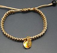 clássicas simples seu charme pulseiras dela camelo (1pcs)