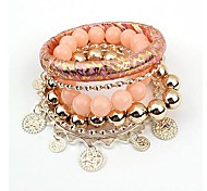 The Waves Sweet Candy Color is Multilayer Bracelet
