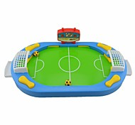 Tabletop Pinball Soccer Game Green Blue Toys