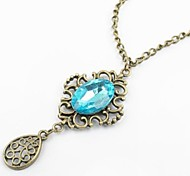 Ladies'/Women's Alloy Necklace Gift/Daily/Special Occasion Crystal