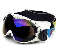 HB Water Lines Frame Double Lens Compressive Snow Googgles