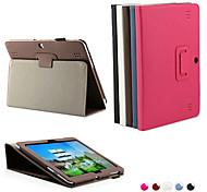 suoshi cubierta del caso del Tablet PC de cuero de la PU de 10 pulgadas para Huawei MediaPad 10