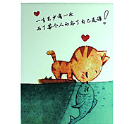 9.7inch Kitty Pattern Full Body Tablet Cases for iPad 2/3/4