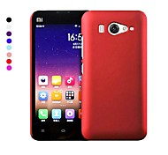 Pajiatu Mobile Phone Hard PC Back Cover Case Shell for XIAOMI 2S/M2/M2S(Assorted Colors)