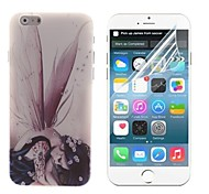 Banshee Design Hard with Screen Protector Cover for iPhone 6