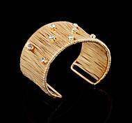 Women's Fashion Diamante Cuff  Bracelet(More Colors)