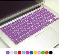 "Coosbo® Russian Silicone Keyboard Cover Skin for 13""/15""/17"" Macbook Air Pro/Retina (Assorted Colors)"