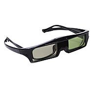 Zeco dlp-link projetor ativo do obturador óculos 3d
