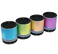 DOGO® Portable Mini V3.0 Bluetooth Speaker With Mic / TF Slot / FM Radio/USB/RGB Led for iphone