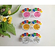 Balloon Shape Glasses for Party/Fans(Random Color)