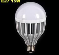 Bombillas LED de Globo G95 E26/E27 15W 30 SMD 5730 1200-1350 LM Blanco Fresco AC 100-240 V