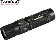 LED Flashlights / Handheld Flashlights LED 1 Mode 160 Lumens Waterproof / Impact Resistant / Nonslip grip / Rechargeable Others 14500 / AA