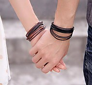 Fashion Cool Punk Couple Bracelets(1pair)