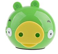 ELIU® Protable Pig-shaped USB 2.0 Mini Speaker for PC / Cellphone / MP3 / DVD