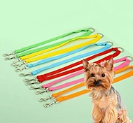 Cat / Dog Leash Adjustable/Retractable / Cosplay Rainbow Nylon