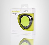 qi tesla1856 dock cargador inalámbrico para samsung s6 y toda teléfono inteligente qi