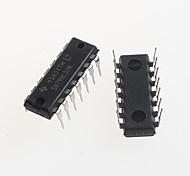 SN74HC00N 74HC00N Gate Nand 4CH 2-INP IC DIP-14(5pcs)