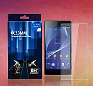 0,33 mm LCD-Frontdisplayschutzfolie für Sony Xperia z2