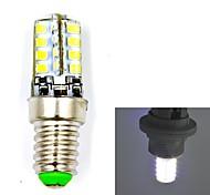 jmt e14 4w 32x2835smd 300lm cálida luz blanca / fresca llevó el bulbo (AC110-240V)