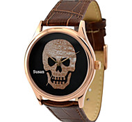 Customized JUST2YOU Citizen Movement The Skeleton 2 Watch  in Rose Gold  Case