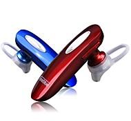 hm5500 fineblue 2-en-1 oreja bluetooth v4.0 + gancho auricular estéreo EDR w / micrófono para Samsung (color clasificado)