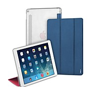 TAVT® Slim Smart PU Leather Full Body Case with Stand for iPad Air 2 (Assorted Color)