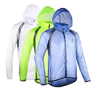 Arsuxeo  Bicycle Cycling Raincoat Spring Dust Coat Waterproof Windproof Jacket