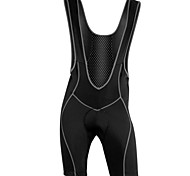 WOLFBIKE Bike/Cycling Bib Shorts / Shorts / Padded Shorts / Tights Men's Breathable / Quick Dry Spandex / Polyester / Coolmax SolidM / L