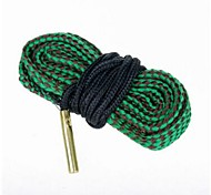 Bore Snake Gun Cleaning .22 Cal .221 .222 .223 5.56mm 5.7 x28 Boresnake Cleaner
