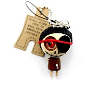 Qianjiatian A20 Plush Mobile Phone Pendant for Samsung Moblie Phone (Random Delivery)