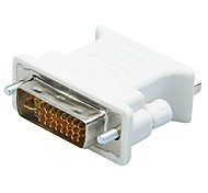 DVI(24+5) Male to VGA Female HD DVI to VGA Gold-Plated Video Monitor Display Connector