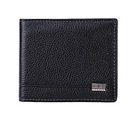 AA240AI High Quality Men's Cowhide Genuine Leather More Screens Wallet
