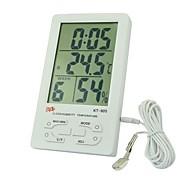 kt-905 temperatura e medidor de umidade termômetro higrômetro termômetro digital termômetro kt905