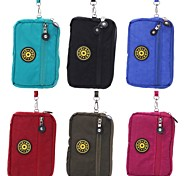 Three Zip-Vans and Mobile Phone Package for iPhone 6 Plus(Assorted Colors)