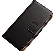 Genuine Leather Case with Card Holders for Google Nexus 6