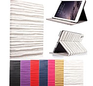 7.9 Inch Bark Pattern PU Leather Case with Stand for iPad mini 1/2/3