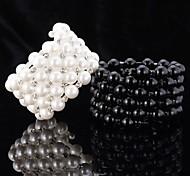 u7® Европейский стиль жемчуг охлаждения браслет браслеты дружбы австрийский горный хрусталь ювелирные изделия подарок для девушки