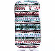 patrón de diseño atractivo TPU suave para Samsung Galaxy Lite tendencia s7390 / s7392
