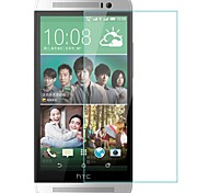 UKA®Anti-Explosion Fingerprint Resistant HD Clear Tempered Glass Screen Protector Film for HTC ONE E8
