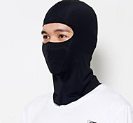 WOLFBIKE Balaclavas Quick Dry Ultra Thin Ski CS Face Mask Hood  Headwear for Cycling-Black