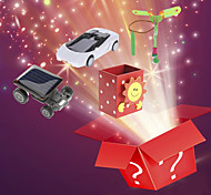 3pcs Christmas Lucky Bag--Solar Powered Gadgets,Music Box,Flying Gadgets(Random Pattern)