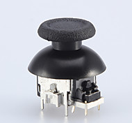 Replacement 3D Vibrating Rocker Joystick and Cap for PS4